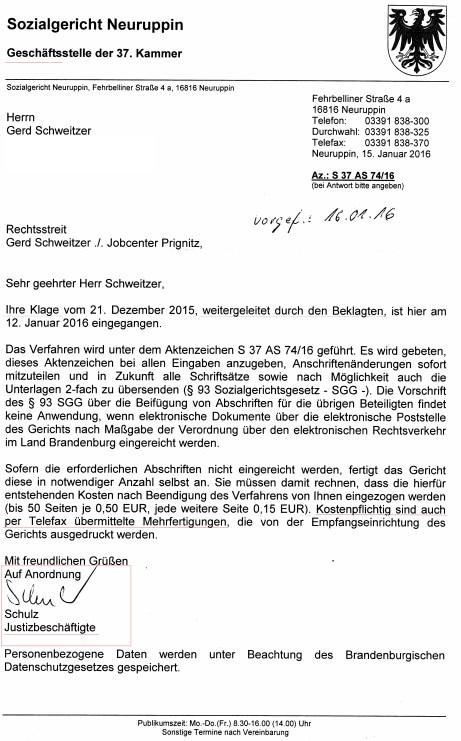 Fa-SG-Neuruppin-16-01-16-angebliche Klage